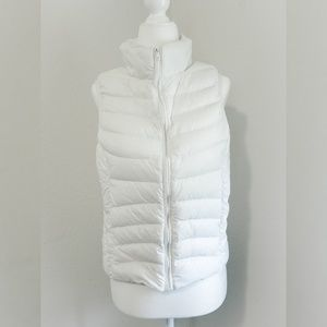 Casual Lightweight Quilted Vest